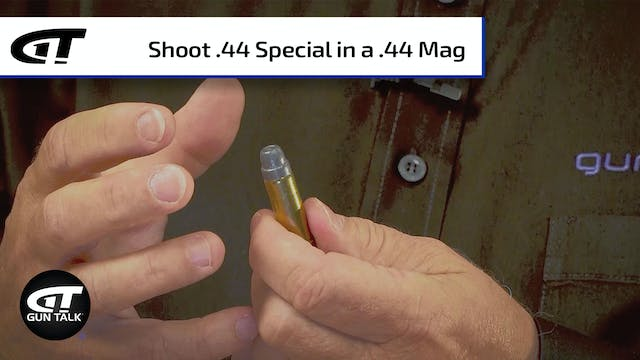 What's the Deal with the .44 Special?
