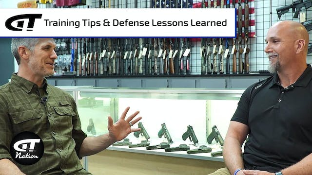 Defensive Training Tips with Mike See...