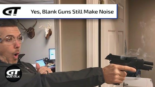 Replica and Blank Guns for Fun, Train...