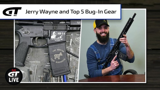 Chatting with Jerry Wayne; Top 5 Bug-In Gear