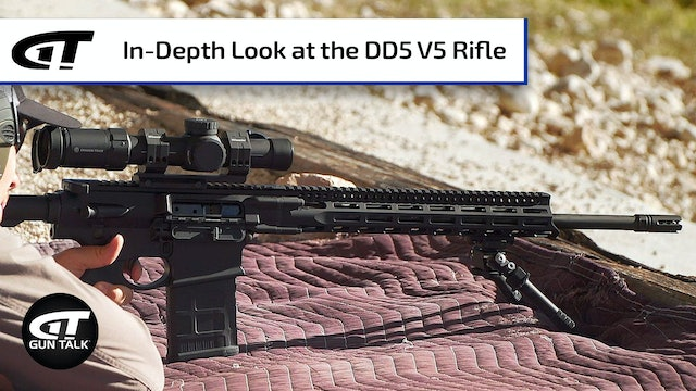 Daniel Defense DD5 V5 - Initial Reactions