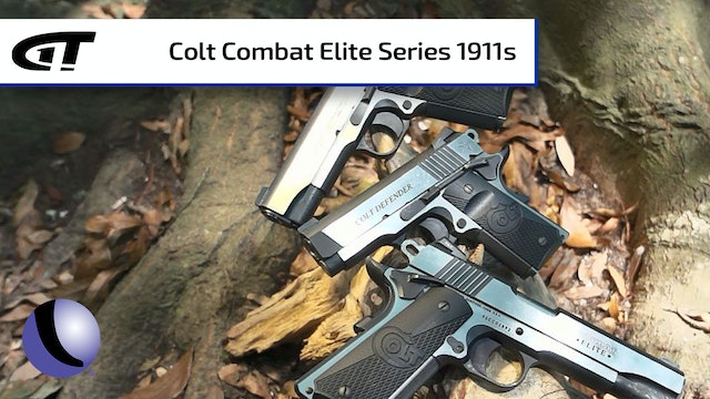 Colt Combat Elite Series for 1911 Fans