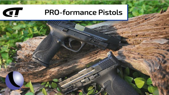 Smith & Wesson M&P Performance & Pro ...
