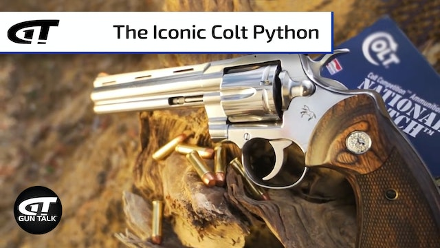 Return of the Colt Python