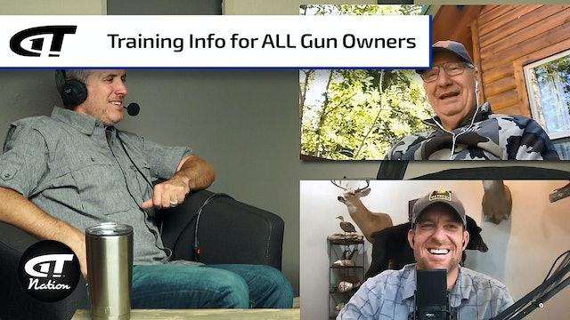 Firearms Training - Tips, Techniques, Gear