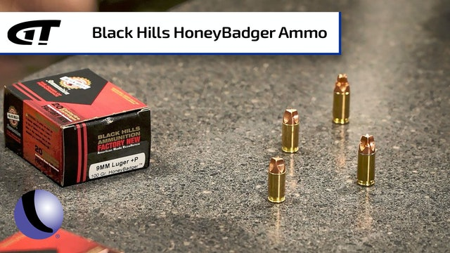 HoneyBadger Self-Defense Ammo from Black Hills Ammunition