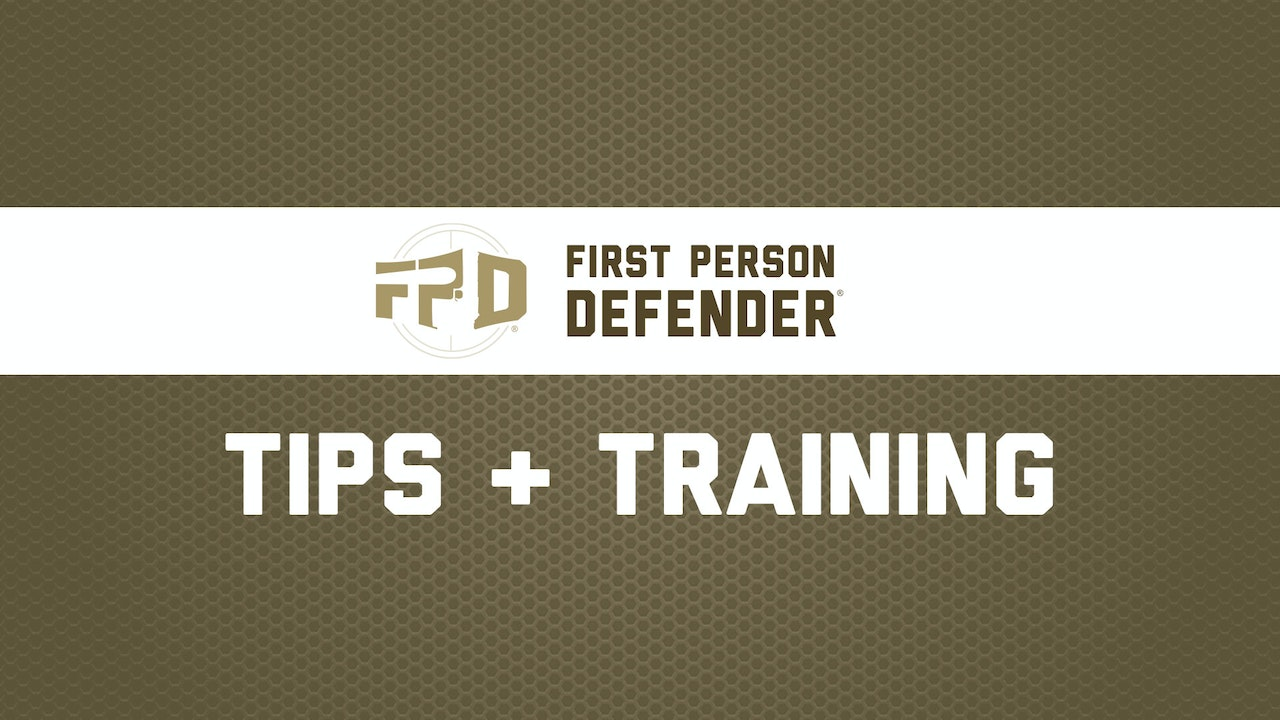 FPD | Tips & Training