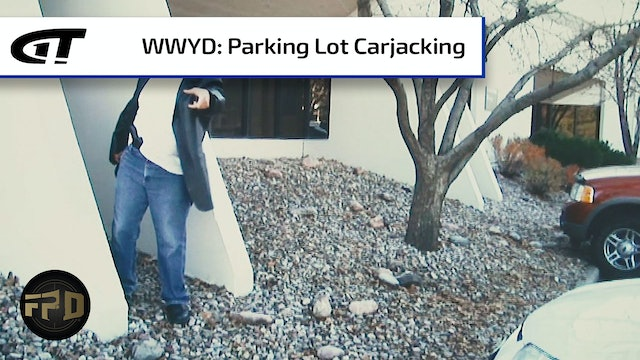 What Would You Do: Parking Lot Carjacking