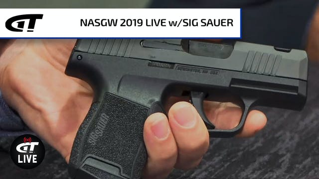Sig Sauer P365 SAS Wins Best New Handgun