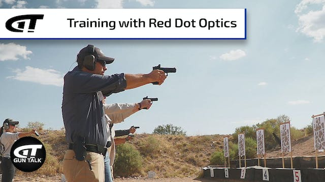Red Dots on Handguns: Lessons Learned