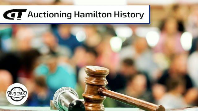 Auctioning Alexander Hamilton's Pistols