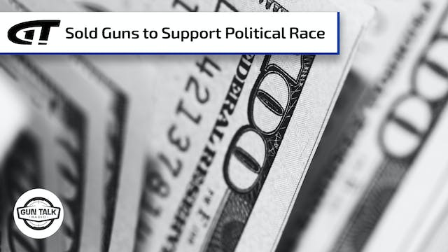 Selling Guns to Fund Georgia Runoffs?