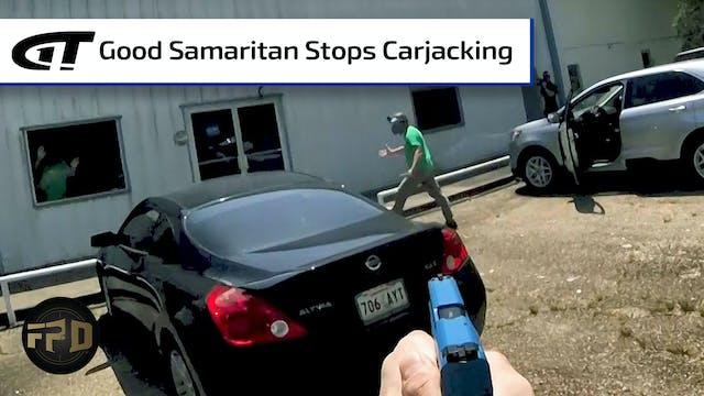 Good Samaritan Stops Carjacking In Pr...
