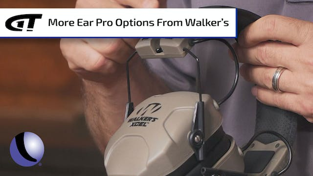 More Options to Protect Your Hearing