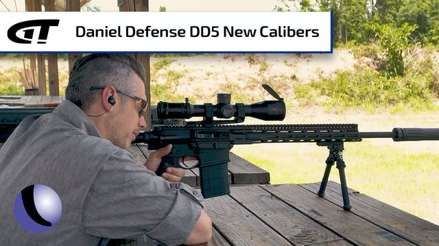 New Daniel Defense DD5 Models