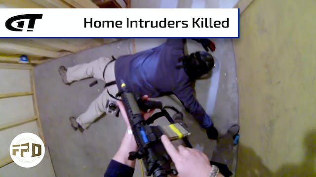 Two Intruders Killed in Home Invasion