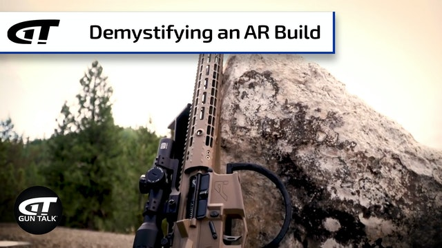 How To Build an AR from Start to Finish
