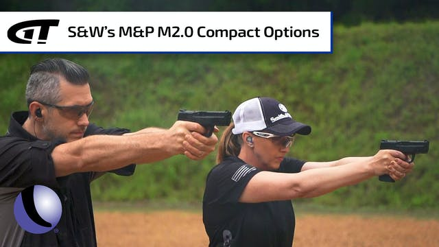 Smith & Wesson M&P M2.0 Compact Optio...