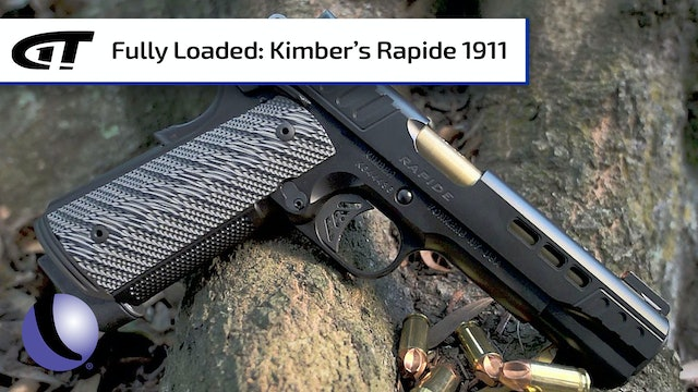 Fuel Your Need for Speed with Kimber's Rapide 1911