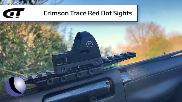 Crimson Trace Optics Options from Red...