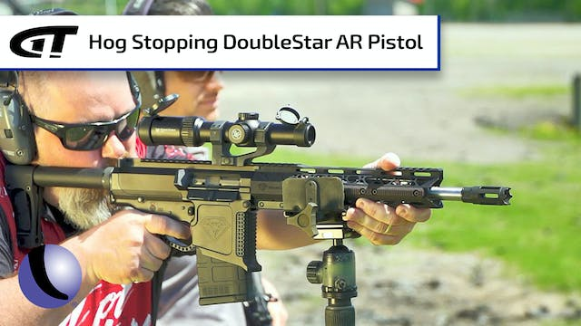 DoubleStar's STAR10-P AR Pistol is a ...