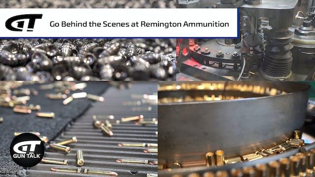 An Inside Look at the Remington Ammun...
