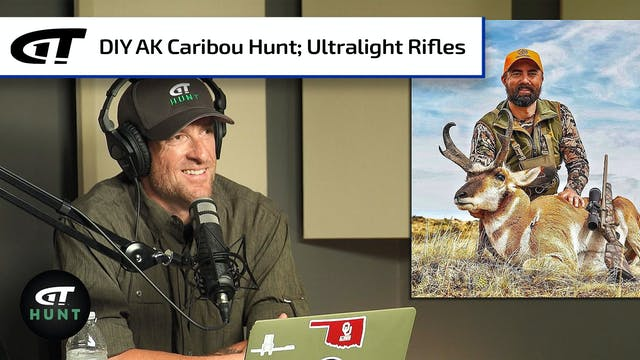 Ultralight Hunting Rifles