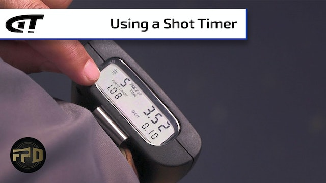 How to Use a Shot Timer to Enhance Training