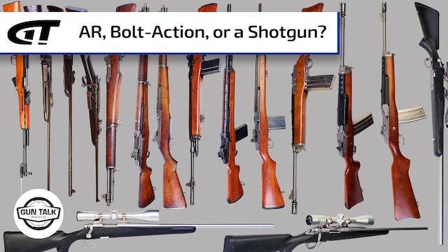 First Long Gun: Should You Buy a Rifle or a Shotgun?