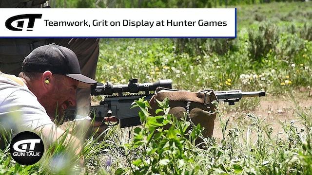 The First Sig Sauer Hunter Games