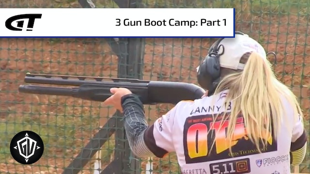 3Gun Boot Camp: P1