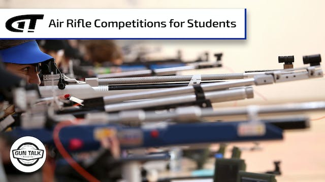 Air Rifle Program for Students