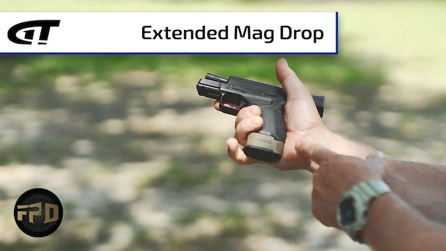 Extended Mag Drop Technique