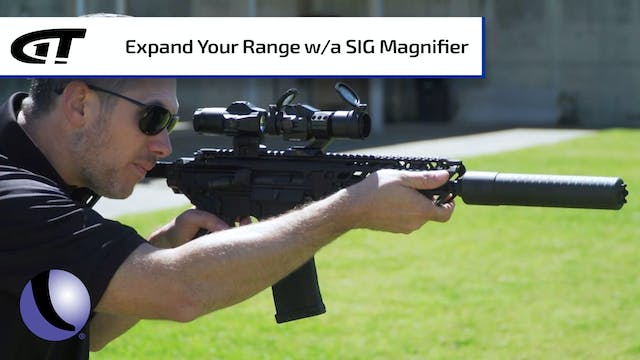 Stretching your SIG Red Dot with a Ma...