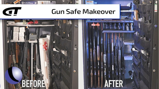 Organize & Protect with Gun Storage Solutions