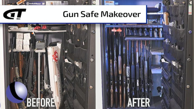Organize & Protect with Gun Storage S...