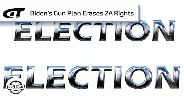 Should You Buy A Gun Before the Election?