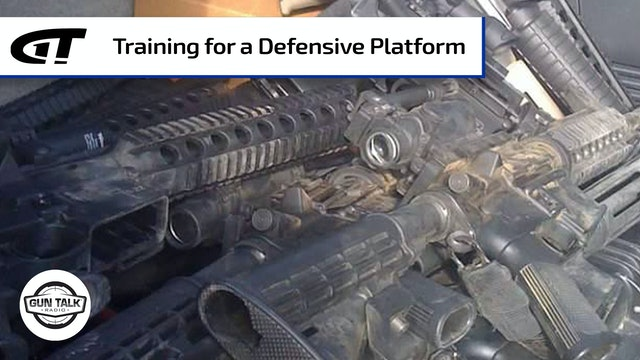 AR-15s for Self-Defense: Gear and Training Points