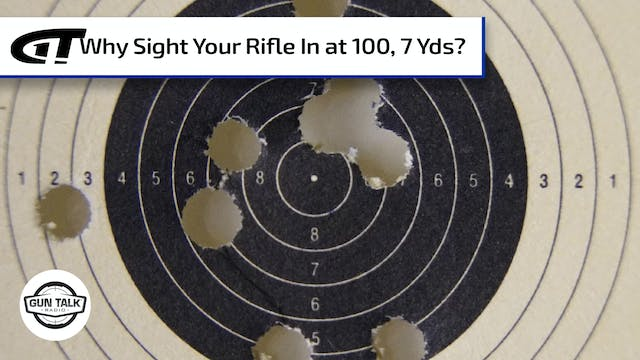Lever-Actions are MIA, plus a Rifle S...