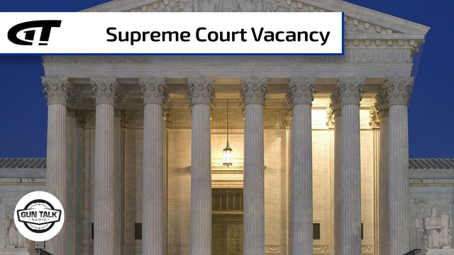 Filling the Vacant Supreme Court Seat