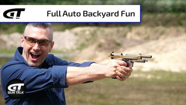 Airguns - Easy, Accessible, and Great for Training