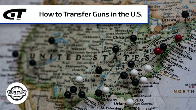 How to Transfer a Handgun Across State Lines