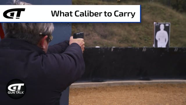 Gun 101: Choosing the Right Caliber f...