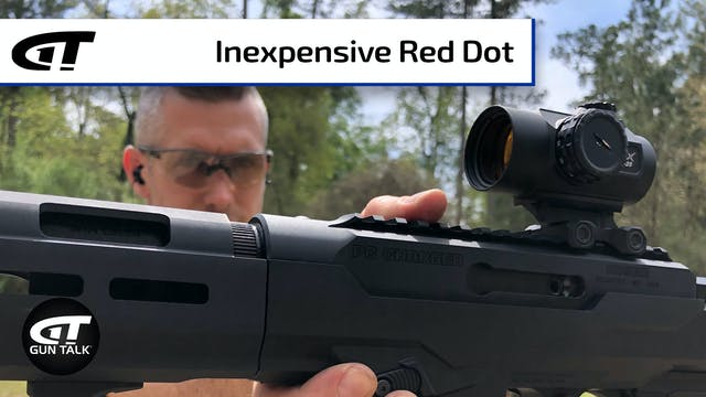 Meet the SLx Red Dot Optic from Prima...