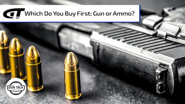 Buy A Gun with No Available Ammo?