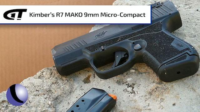 *NEW* Kimber's R7 MAKO 9mm Micro-Compact
