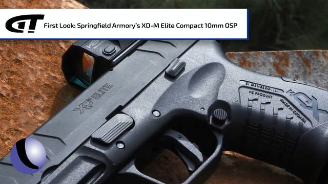*NEW* Springfield's XD-M Elite 10mm C...