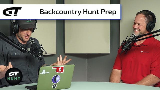 Planning a Backcountry Hunt
