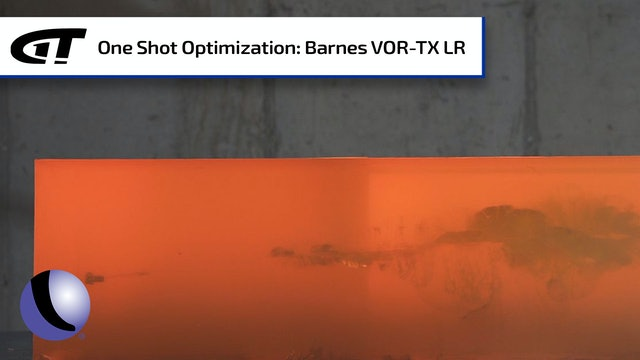 Barnes VOR-TX LR Long Range Hunting Ammo - One Shot Optimization