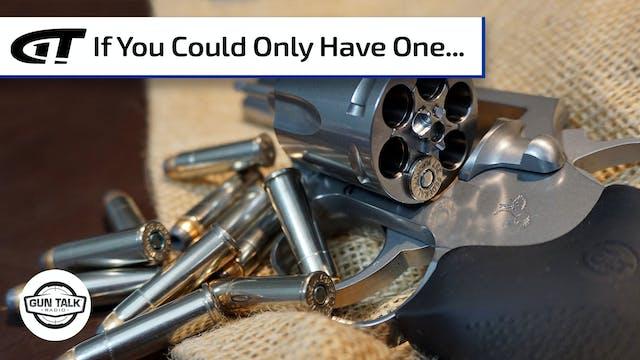 Can One Handgun Do Everything?